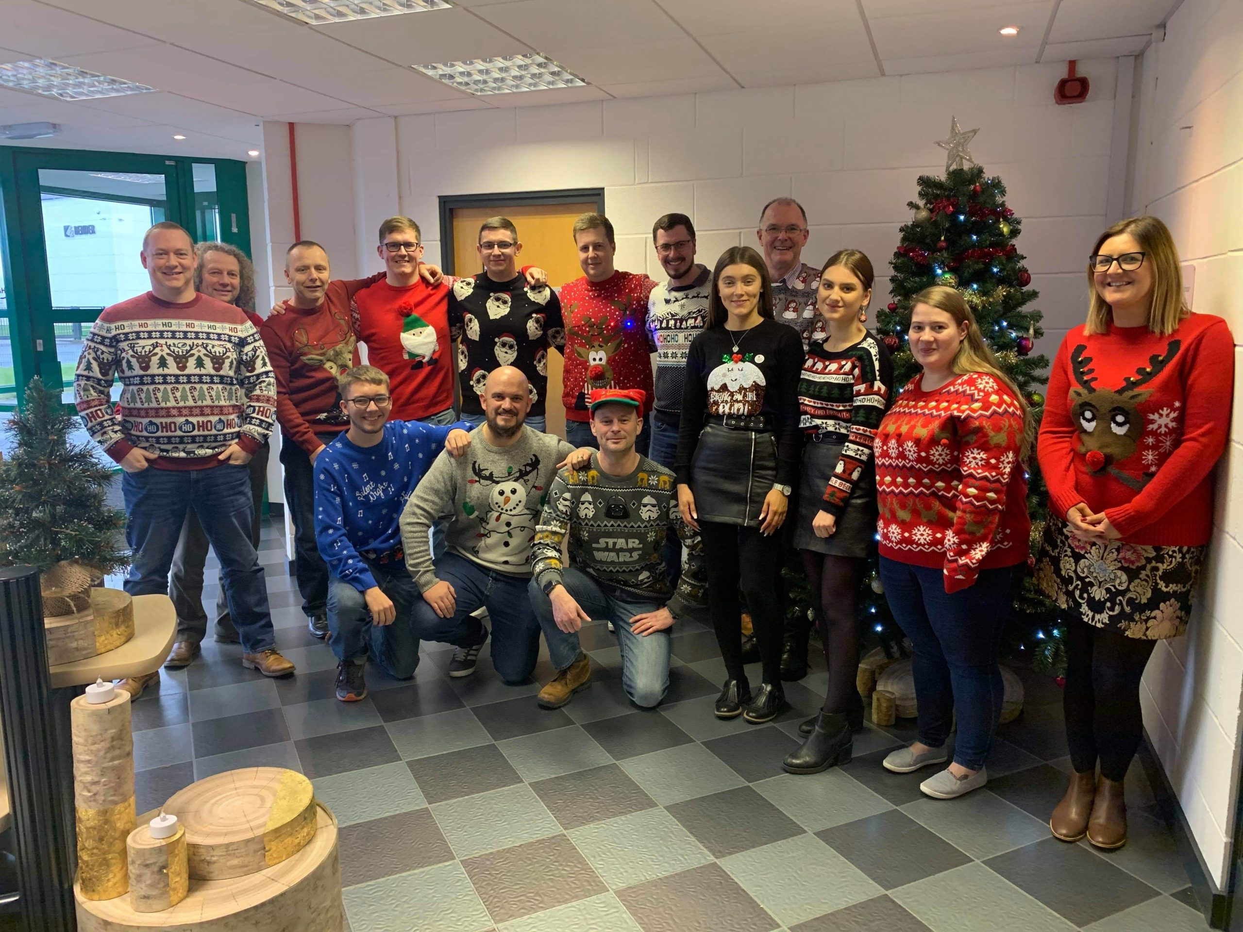 Save the Children Christmas Jumper Day 2019